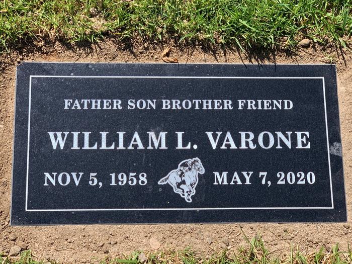 Name:  William Varone 2020.JPG Views: 856 Size:  183.7 KB